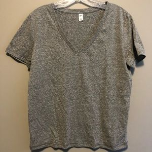 NWOT Grey Closet Staple V-neck- Sm, med, lg